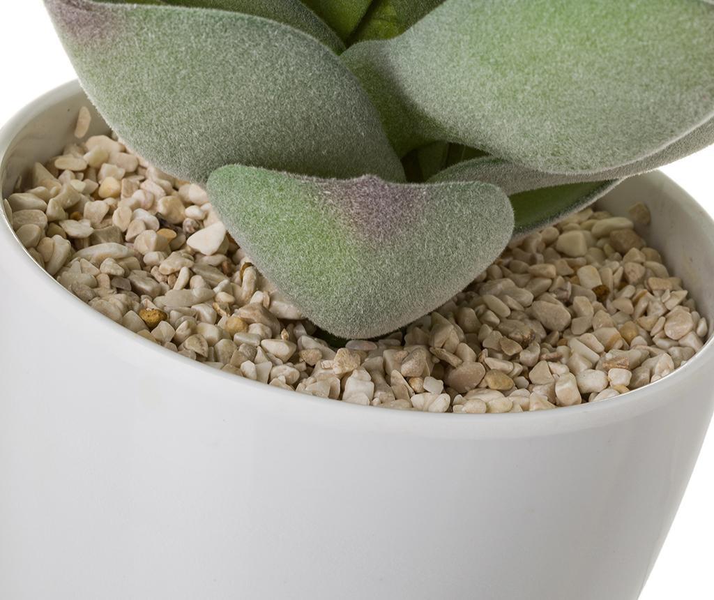 Umělá rostlina v květináči Exotic