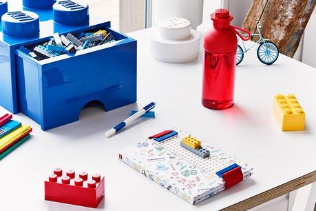 Natrag u školu s Lego priborom