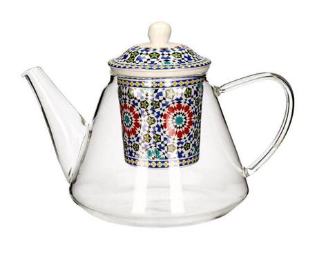 Morocco Teáskanna  szűrővel