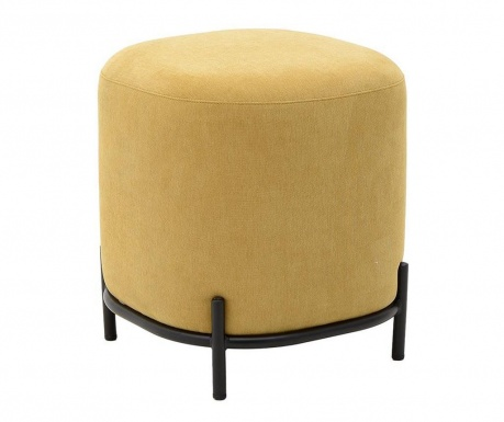 Taboret Calder Mustard