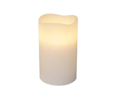 Świeczka z diodą LED White Charm