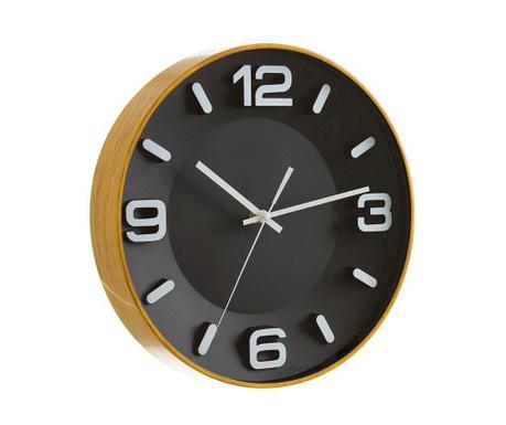 Nástěnné hodiny Nordic Black