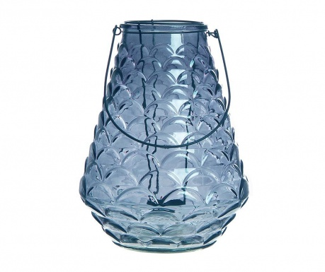 Lucerna Glass Blue Round