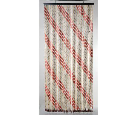 Záclona na dveře Habanera 90x200 cm