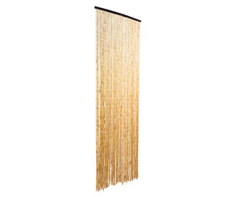 Záclona na dveře Hong Kong 90x200 cm
