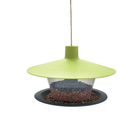 Hranilica za ptice Finch Green
