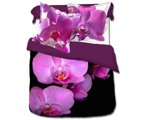 Σετ κλινοσκεπάσματα Μονό Extra Supreme Ranforce 3D Regal Orchid