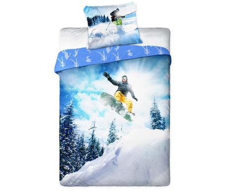 Σετ κλινοσκεπάσματα Μονό Extra Ranforce Snowboarding