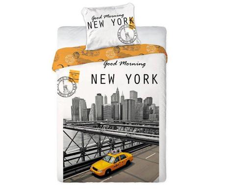 Σετ κλινοσκεπάσματα Μονό Extra Ranforce New York Cab