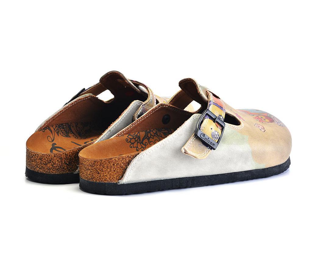 Dámské uzavřené pantofle Gail 35
