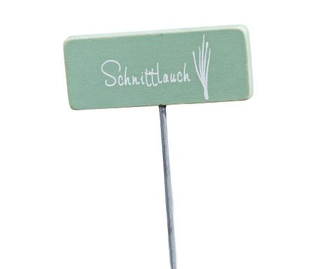 Oznaka za rastline Schnittlauch