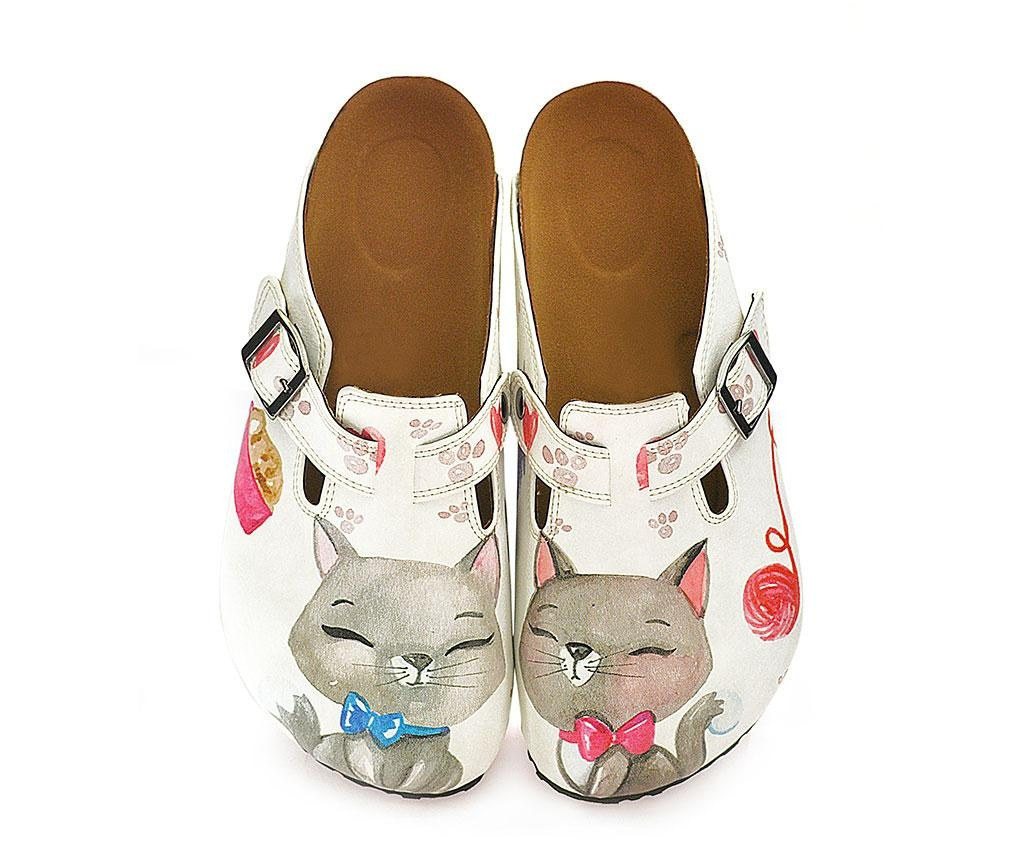 Dámské pantofle Holland 38