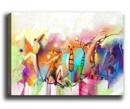 Obraz Abstract Art 40x60 cm