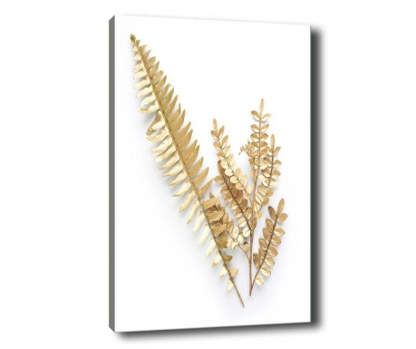 Golden Leaves Kép