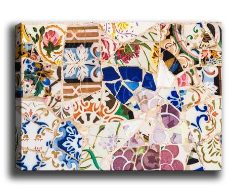 Tablou Pieces 40x60 cm