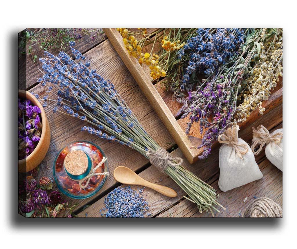 Tablou Lavender Bouquet 40x60 cm