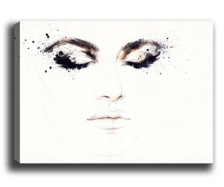 Tablou Eyelashes 40x60 cm