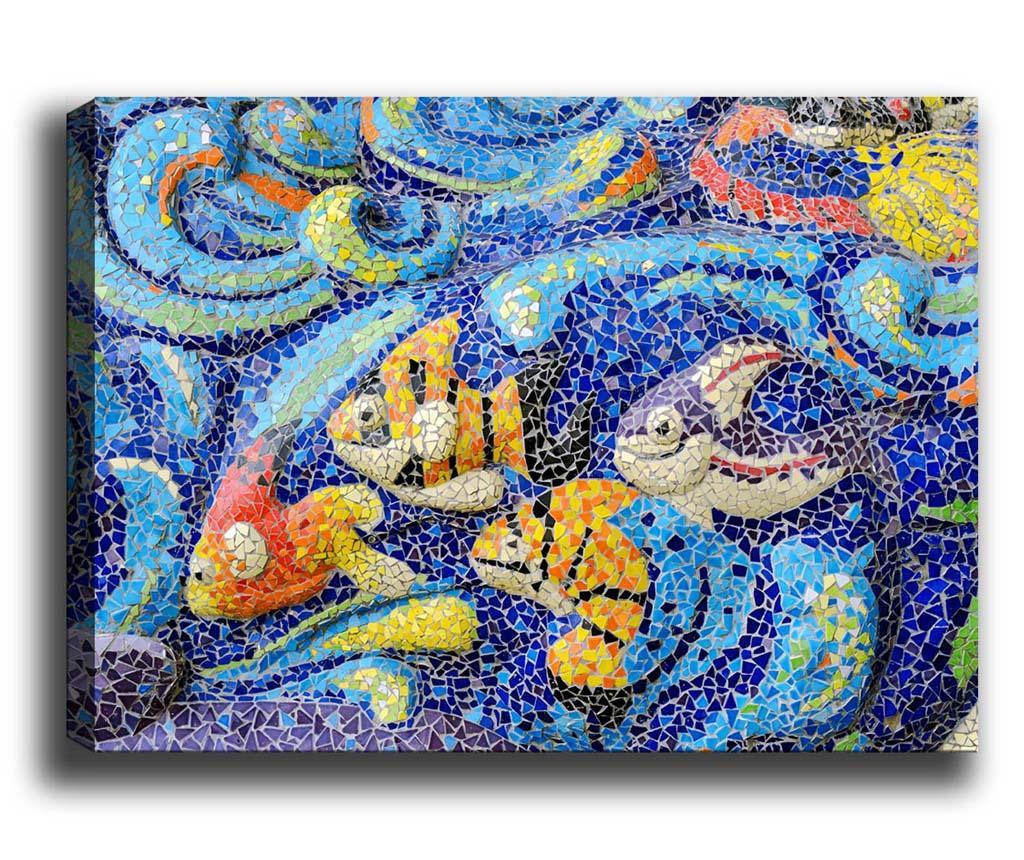 Tablou Under the Sea 40x60 cm