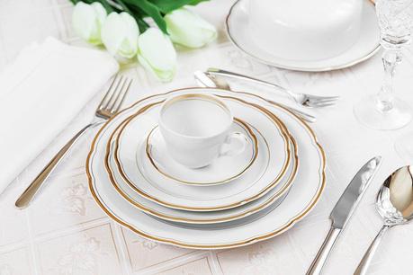 Elegantní stolování