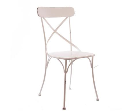 Stolica za vanjski prostor Bianco
