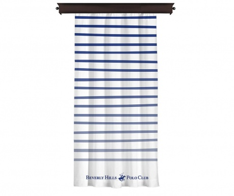 Draperie Polo Club Blue 140x260 cm