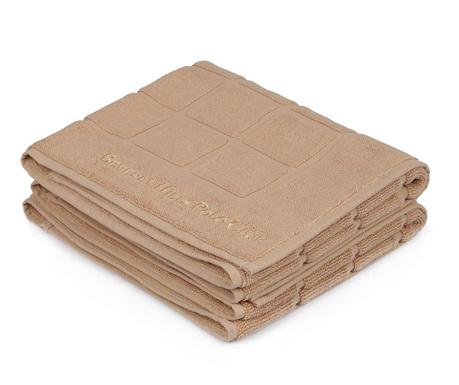 Set 2 ručnika za noge Phoebe 50x85 cm