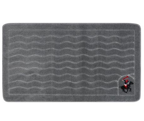 Kupaonski tepih Gouadeloupe Grey 67x120 cm