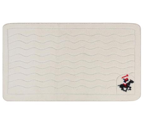 Předložka do koupelny Gouadeloupe White 67x120 cm