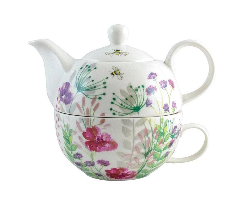 Sada čajník se šálkem In Bloom