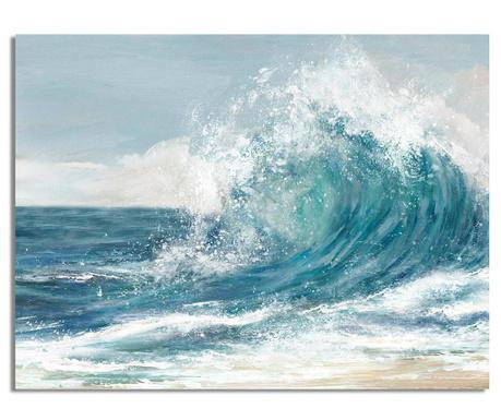 I Am The Wave Kép 70x100 cm