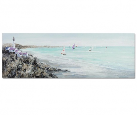 Obraz Sea Shore 50x150 cm