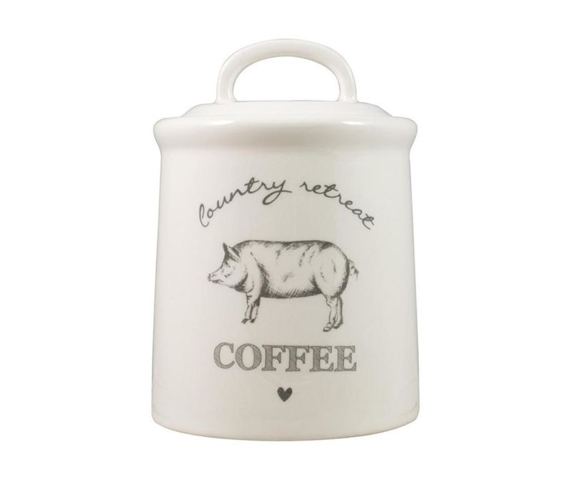 Nádoba s  víkem na kávu Country Retreat