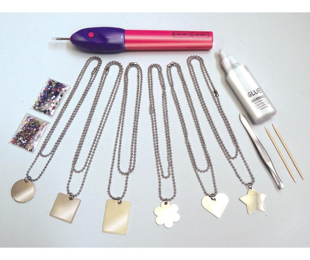 Set creatie bijuterii Engraver Studio