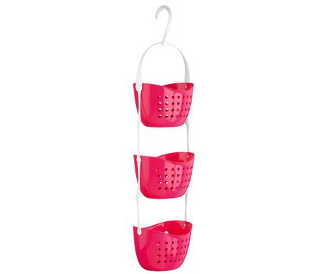 Držalo za kopalniške dodatke Helms Pink