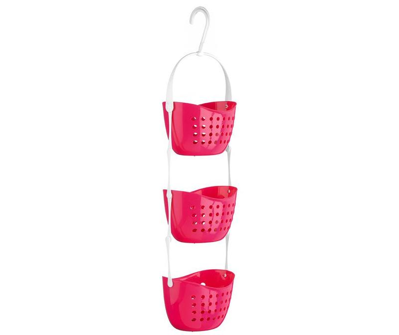 Držač za kupaonski pribor Helms Pink