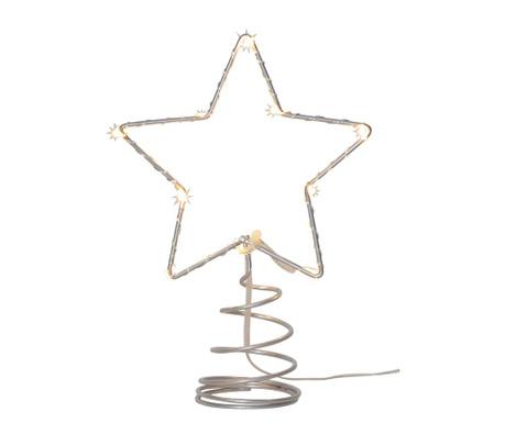 Στολίδι κορυφή ελάτου Star