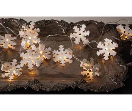Ghirlanda luminoasa Snowflakes