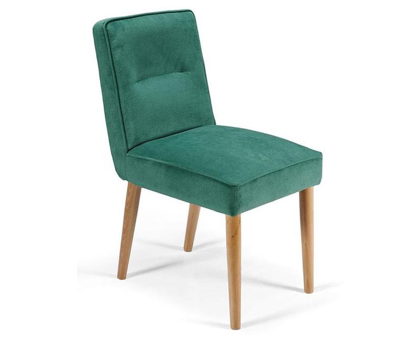 Stolica Stockholm Turquoise Classic