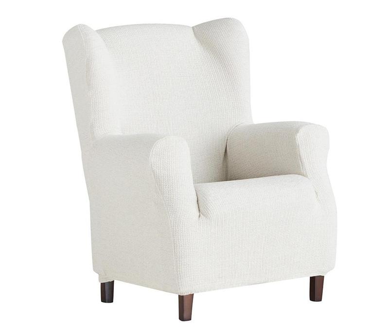 Dorian Ecru Elasztikus huzat fotelre