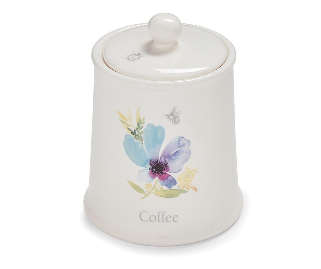 Chatsworth Floral Kávétároló fedővel