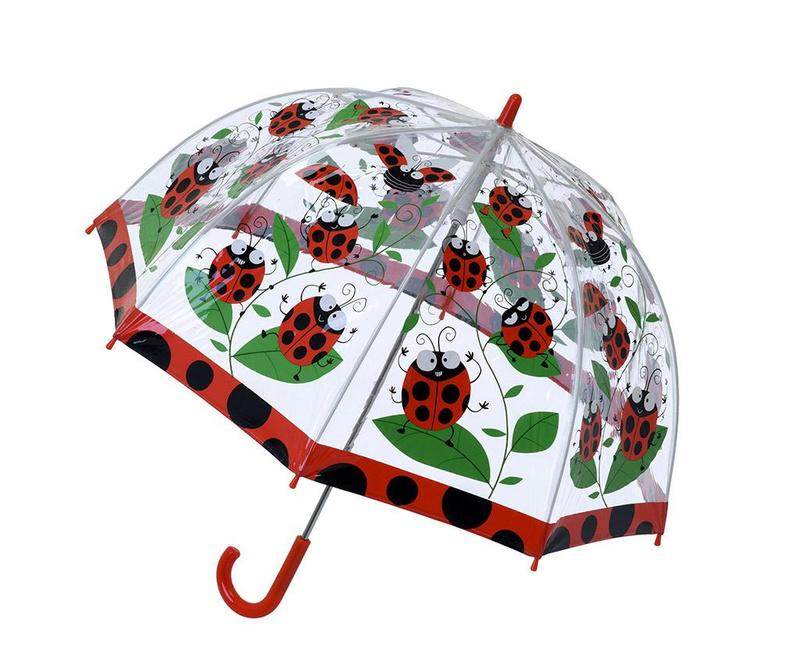 Otroški dežnik Ladybug