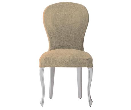 Sada 2 poťahy na stoličky Teide Ecru