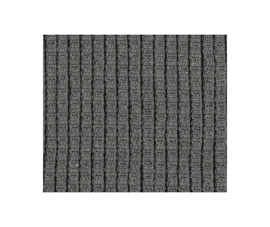 Pokrowiec elastyczny na sofę Ulises Clik Clak Grey 180x118 cm