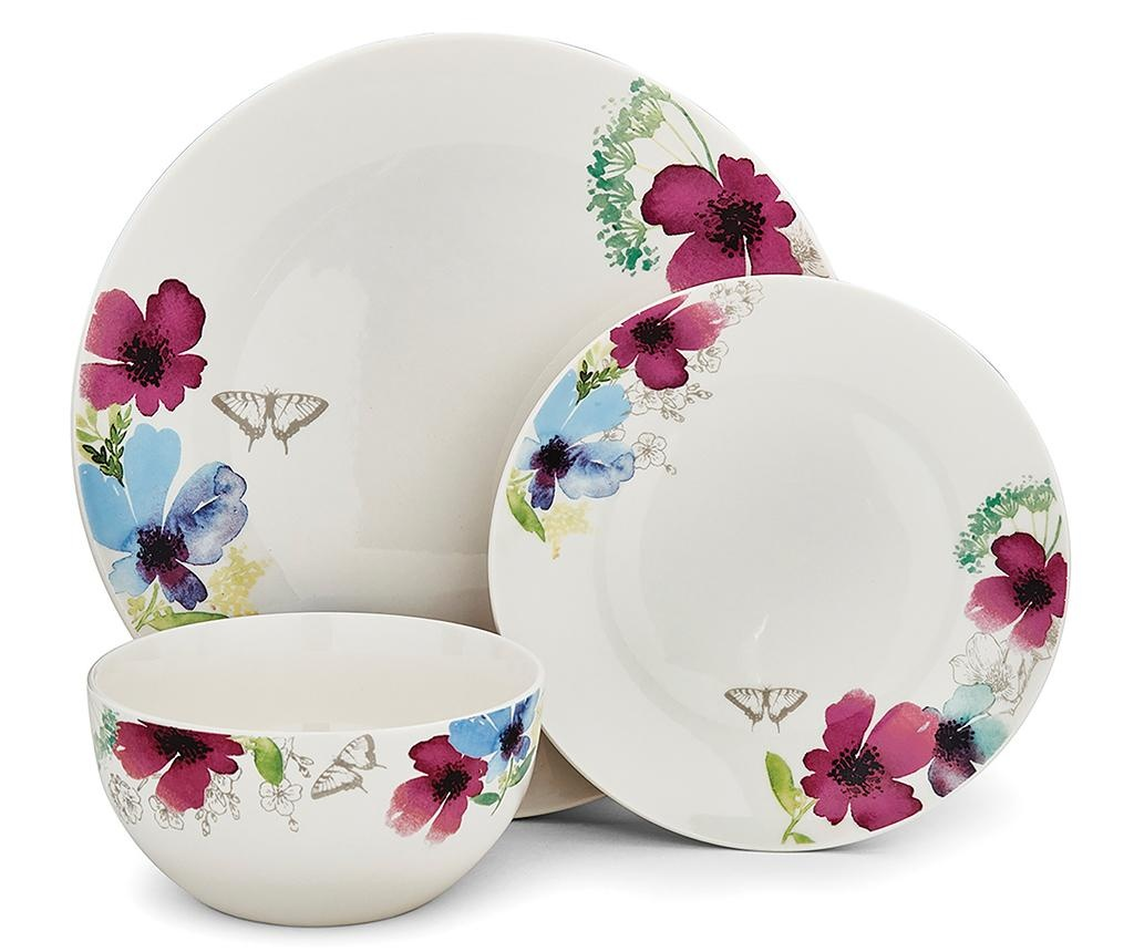 Set de masa 12 piese Chatsworth Floral