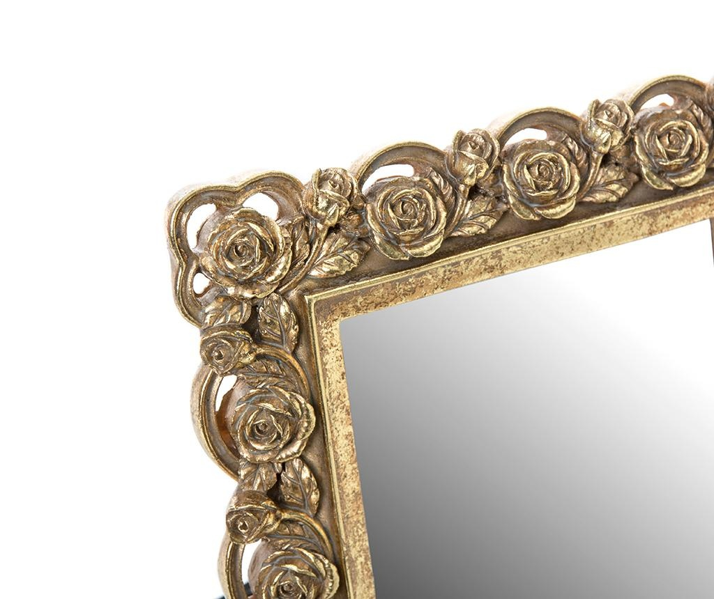 Oglinda de masa Lottie Gold