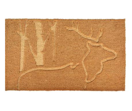 Входна изтривалка Relierf Deer 45x75 см