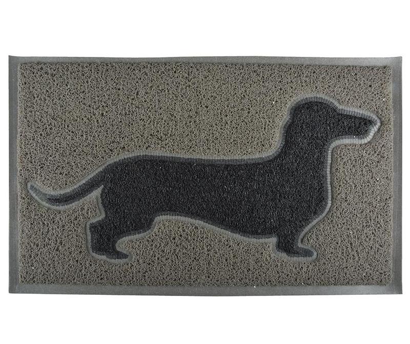 Vchodová rohožka Grey Hound 45x75 cm