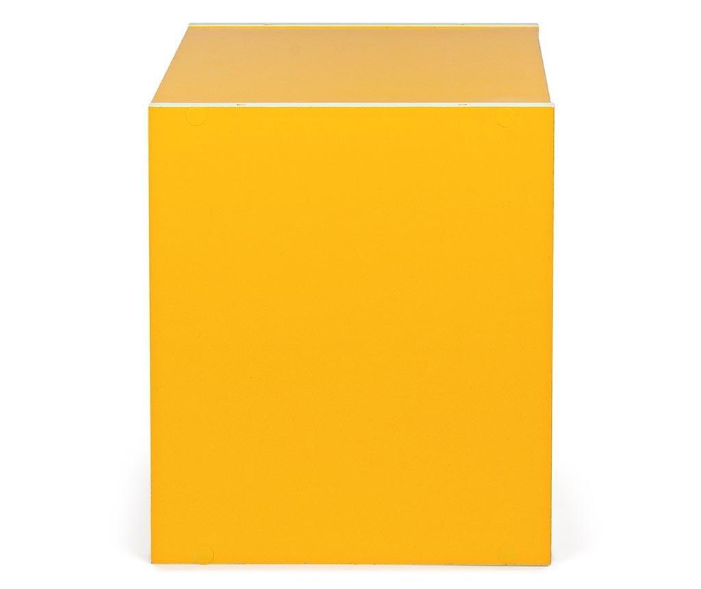 Modularni element Cube Dual Yellow