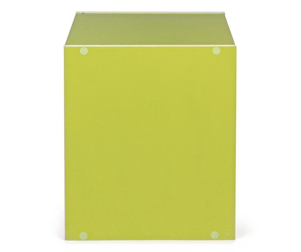 Modulární díl Cube Dual Green