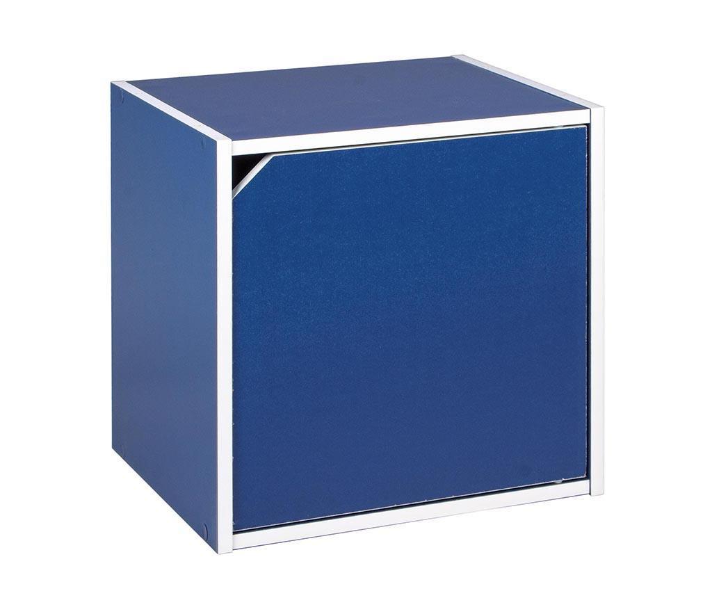 Modulární díl Cube Door Blue